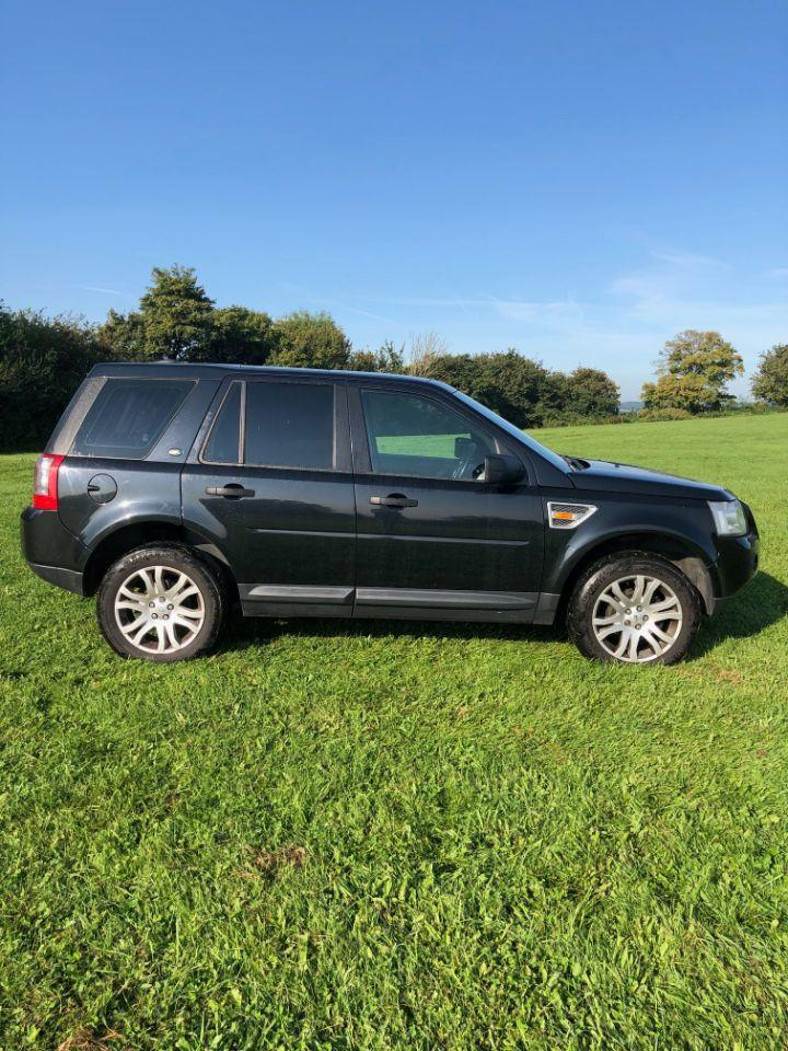 2007 Land Rover Freelander 2.2 Td4 HSE 5dr Auto