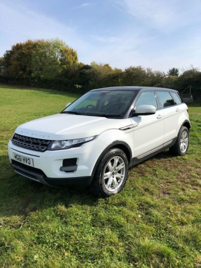 Land Rover Range Rover Evoque 2.2 SD4 Pure 5dr Estate Diesel WhiteLand Rover Range Rover Evoque 2.2 SD4 Pure 5dr Estate Diesel White at Gloucester Landrover Gloucester