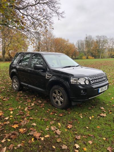 Land Rover Freelander 2 2.2 GS TD4 Auto Four Wheel Drive Diesel Black at Gloucester Landrover Gloucester