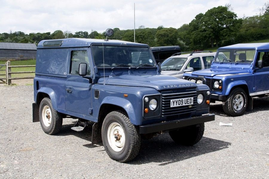 Land Rover Discovery For Sale On Ebay >> The Next Land Rover Defender Will Be Sold In The Us   Autos Post