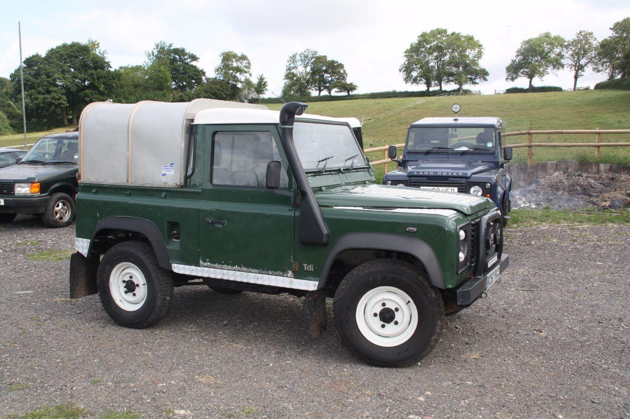 1994 Land Rover Defender 2.5 90 Pickup