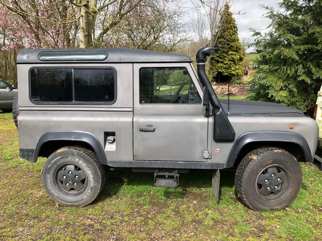 1998 Land Rover Defender 2.5 90