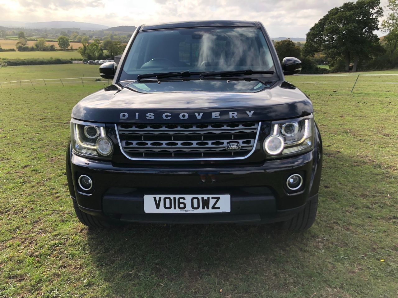 2016 Land Rover Discovery 4 3.0 SE Commercial Sd V6 Auto