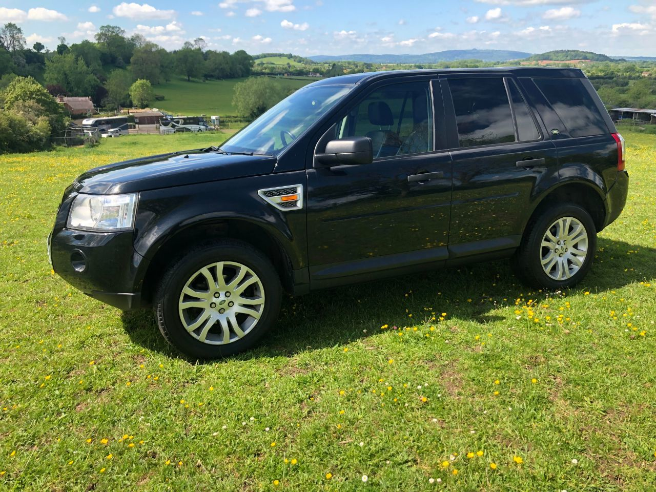 2008 Land Rover Freelander 2.2 Td4 HSE 5dr Auto