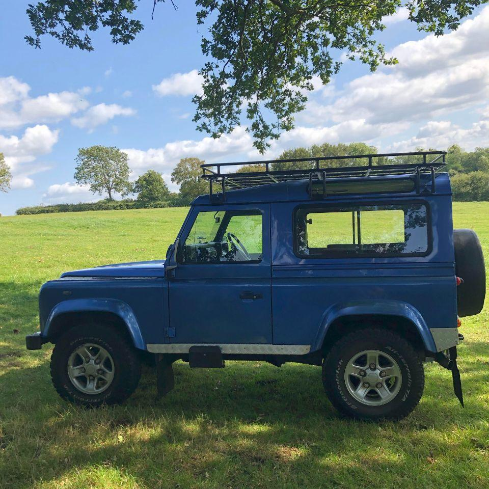 2001 Land Rover Defender 2.5 County Station Wagon