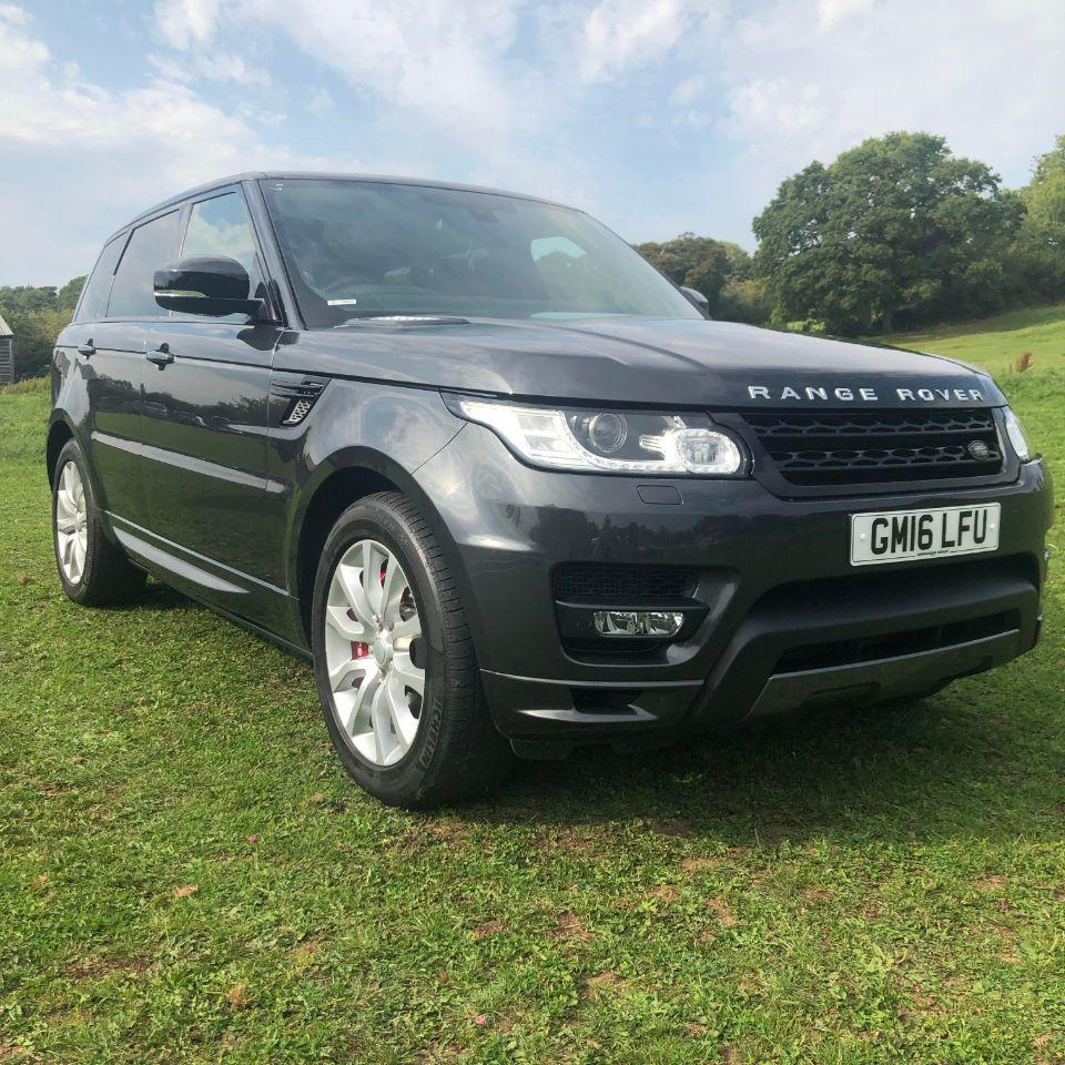 2016 Land Rover Range Rover Sport 4.4 SDV8 Autobiography Dynamic 5dr Auto [SS]