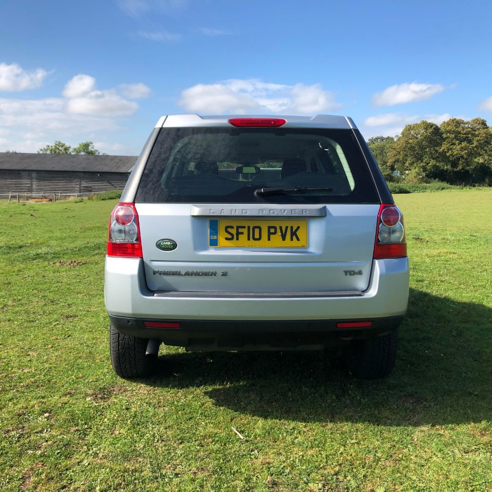 2010 Land Rover Freelander 2.2 Td4 GS 5dr Auto