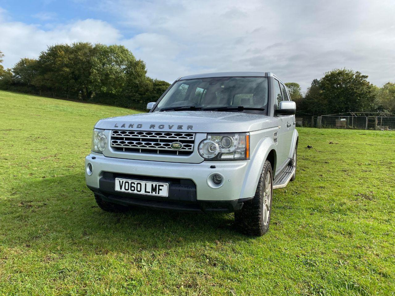 2010 Land Rover Discovery 3.0 TDV6 XS 5dr Auto