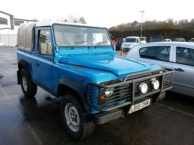 1994 Land Rover Defender 2.5 90 PICK UP DEFENDER TDi
